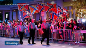 Dancing Flags Obama Greeted By Confederate Flags In Oklahoma