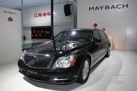 maybach 2014 maybach 62 at guangzhou motor show 广州国际汽车展览会 sondauto