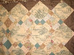 Ideas For Toile Quilt Design Teal And Toile Quilt Pattern 100 Free Patterns Design