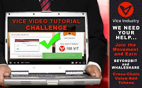 Challenge Vice Vice Industry Token Tutorial Challenge Vit Claim Process