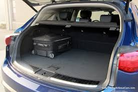 infiniti qx60 trunk space review 2013 infiniti fx37 video the truth about cars