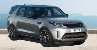 tan land rover discovery 2018 land rover discovery updated u2013 gets emergency braking system