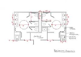 residential floor plans handicap bathroom floor plans u2013 hondaherreros com