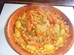 cuisiner un couscous vrai couscous tunisien de tm la cuisine de tm