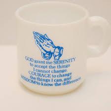 serenity prayer mug best kitchen glassware products on wanelo
