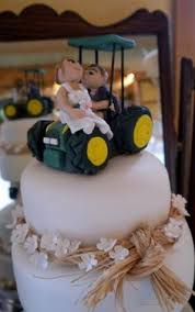 deere cake toppers of course only with a deere cake topper gettin