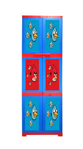 online store for furniture and interior products shop online in picture of cello novelty jumbo multipurpose plastic wardrobe with extra digital print angry bird