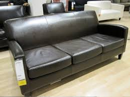 Leather Sofa Bed Ikea Leather Sofa Bed Ikea Couch Ikea Couch And Ikea On Pinterest