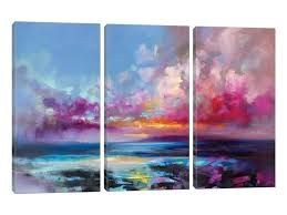 3 piece paintings 3 canvas painting best 3 piece canvas art ideas on fall canvas photo
