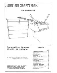 How To Adjust A Craftsman Garage Door Opener by Garage Door Opener Adjustment Craftsman Bernauer Info Just Another