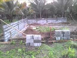 Estimate On Building A House by Building Our New House In The Philippines Youtube