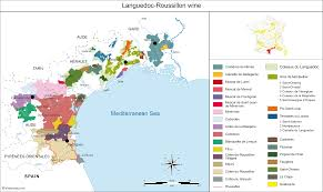 Map Of Provence France Map Of Vineyards Wine Regions