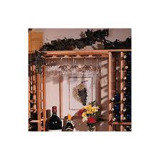 redwood modular wine rack kit wine glass rack wine enthusiast