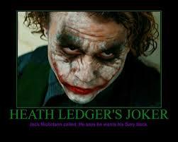 heath ledger s joker by ninjaprincess1000 on deviantart