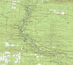 Map Of Arkansas State Parks by Cossatot River Corridor Trail Wickes Arkansas Free Detailed Topo Map