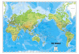 World Map Equator by Maps World Map With Latitude And Longitude