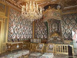 chambre de reine photo chambre à coucher de la reine six reines château de