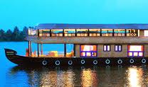 5 Bedroom Houseboat Kumarakom Houseboat Kumarakom Houseboats Luxury Houseboat