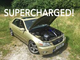 lexus is200 australia owning a supercharged is200 modified car review youtube