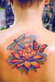 dragonfly and butterfly tattoos creativefan
