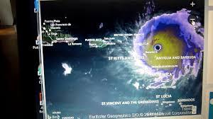 hurricane irma waring waring puerto rico up date 230am youtube