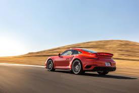 Porsche 911 Turbo - the porsche 911 turbo s is the powered exoskeleton drivers need