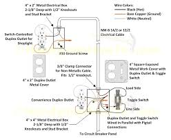 combo switch outlet wiring diagram gooddy org throughout how to