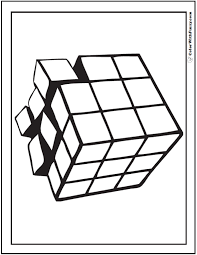 amusing geometry coloring pages 31 with additional coloring pages