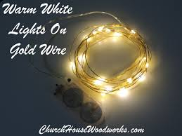 Lights Room Decor by Warm White Lights On Gold Wire Led Battery Fairy Lights Bedroom