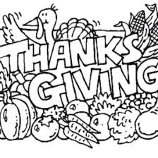 coloring pages thanksgiving printable archives mente beta