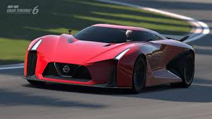 nissan supercar concept nissan concept 2020 vision gran turismo gran turismo com