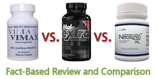 vimax vs male extra vs neosize xl genuine review comparison