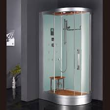 what is a steam shower ariel platinum dz956f8 brown steam shower