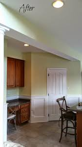 benny b u0027s painting kitchen before u0026 after sherwinwilliams celery
