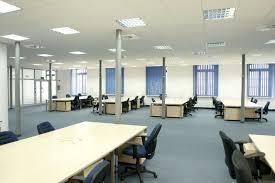 bureau vide intérieur de bureau bureau vide moderne de l espace ouvert image