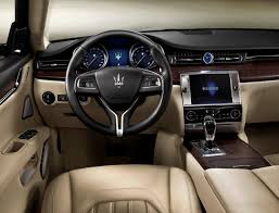 maserati interior 2017 maserati quattroporte archives the truth about cars