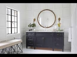 navy vanity navy blue bathroom vanity youtube