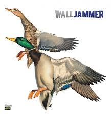 flying mallard ducks wall sticker dream scenes flying mallard ducks wall sticker