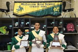 mccollum high school yearbook mccollum band named uil finalist harlandale isd