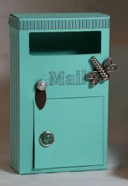 mailbox craft make cardboard fairy mailbox printable template and detailed