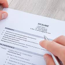 How To Prepare A Resume For A Job How To Write A Great Resume Heading Resume Livecareer