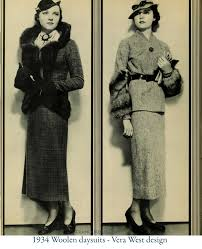 1930s fashion u2013 gorgeous autumn styles for 1934 glamourdaze