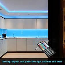 nexlux led light strip installation best led under cabinet lighting for kitchen new amazon led strip