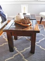 Diy Coffee Tables by 20 Best Of Pottery Barn Hyde Coffee Table