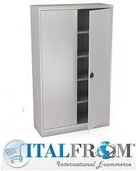 armadietto ufficio armadio in metallo per ufficio archivio armadi metallici