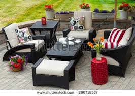 Patio Furniture Stock Images RoyaltyFree Images  Vectors - Upscale outdoor furniture