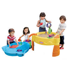 sand and water table with lid treasure hunt sand water table
