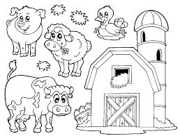 pictures farm animals colour www mindsandvines