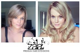 extensions on very very short hair short hair extensions zala hair extensions