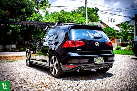 volkswagen golf gti 2014 glass wrap 2014 vw golf gti window tinting in pensacola 10